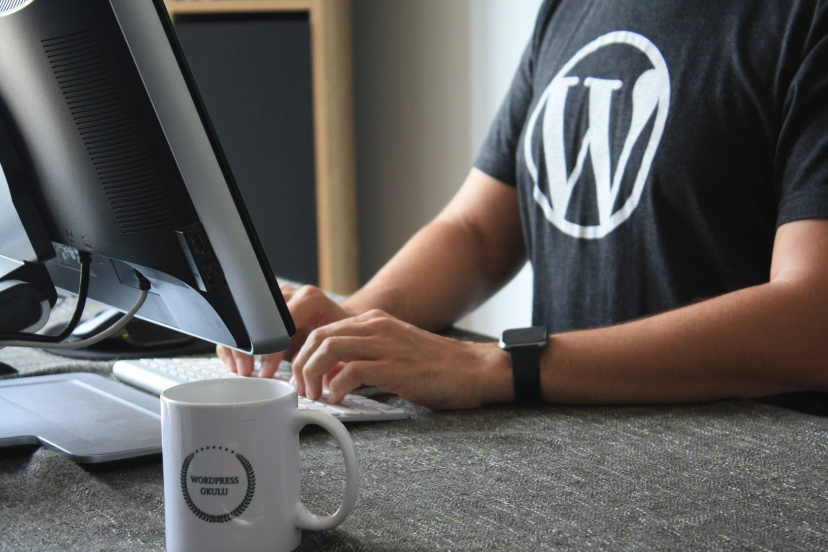 Ökad säkerhet för WordPress hemsidor