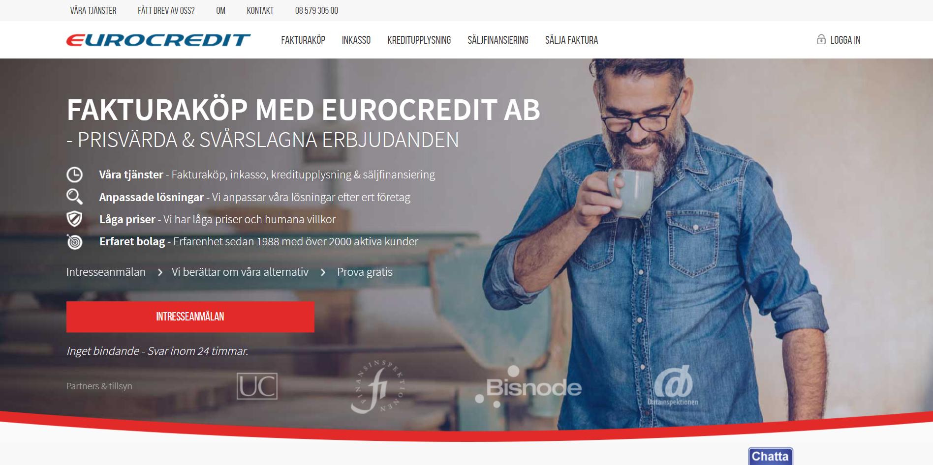 Eurocredit med Sunbird